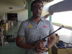 Cwg After Paralytic Attack India S Prakash Nanjappa Wins S