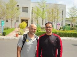 Cwg The Inspirational Story India Silver Medallist Prakash Nanjappa