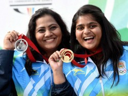 Indian Shooters Rule The Ranges With Double Gold Three Silvers