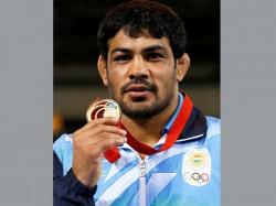 Cwg 2014 Sushil Kumar Leads India S Gold Rush Win Wrestling