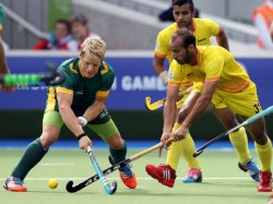 Commonwealth Games 2014 India Beat South Africa 5 2 In Hockey Make Semis