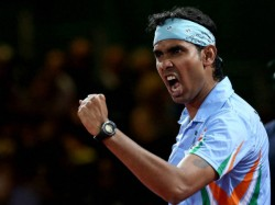 Commonwealth Games 2014 Sharath Amalraj Settle For Silver Table Tennis