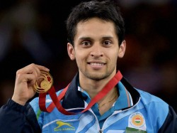 Photos India S Gold Medal Winners At Cwg