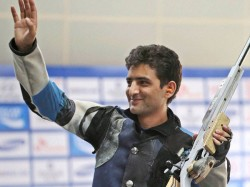 Indiawins Miss Out On Bronze In Mens 50m 3 Position Rifle