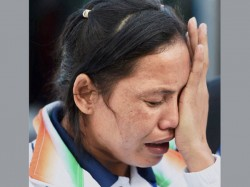 Mary Kom Upset With Sarita Devi S Behaviour At Asiad Medal Ceremony