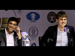 It Is Now Or Never Situation Viswanathan Anand