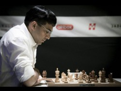 Viswanathan Anand Draws With Bacrot At Grenke Chess Classic