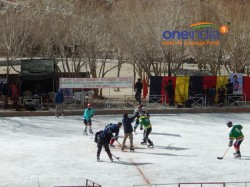 Army Organises Ice Hockey Tournament To Boost Youth
