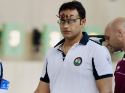 Prakash Nanjappa Wins India S 6th Shooting Quota Rio Olympics