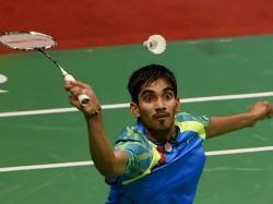 Kidambi Srikanth Enters Second Round Malaysia Open
