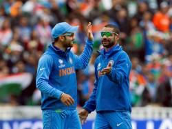 Post 2015 World Cup Virat Kohli Steady At 4 Shikhar Dhawan Rises To 6 In Icc Rankings