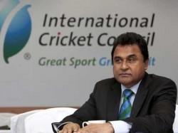 Icc President Mustafa Kamal Resigns Over World Cup Trophy Presentation Row