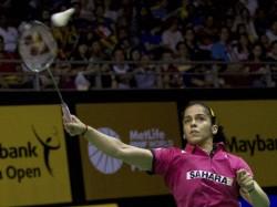 Saina Nehwal Knocked From Malaysia Open Lose No 1 Ranking