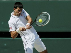 Wimbledon Day 1 Djokovic Serena Win Hewitt Bids Farewell
