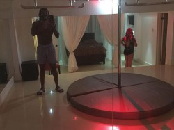 Cricket Strip Club In House Viral Pics Food Colourful Life Of Cricketer Chris Gayle 1870973 Pg
