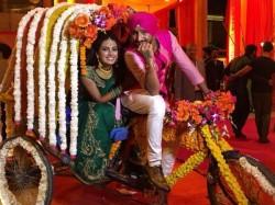 Harbhajan Singh Geeta Basra Marriage Reception Guest List Kohli Srk Amitabh Modi Pics 1912710 Pg