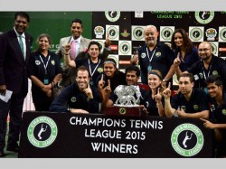 Punjab Marshalls Clinch Champions Tennis League Title