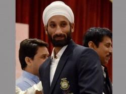 Hockey Captain Sardar Singh Denies Sexual Harassment Allegations