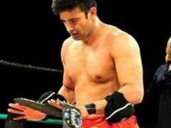 Sangram Singh Face Ananzi Defend Common Wealth Champion Title
