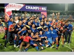 Bengaluru Fc Crowned I League Champions
