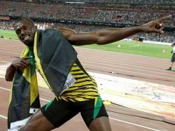 Usain Bolt Keeps Sub 10 Time Promise Golden Spike Success