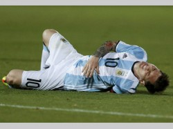 Injured Lionel Messi Is Better Now Testify Tax Case