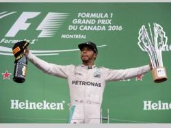 F1 Lewis Hamilton Dedicates Canadian Gp Win Muhammad Ali