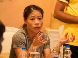 Boxing Is Almost Dead India Due Politics Says Mary Kom