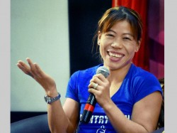 Mary Kom Inaugurate Ultimate Boxing Championship Bengaluru