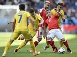 Euro 2016 Romania Hold Switzerland Hard Fought Draw