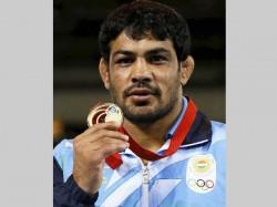 Olympic Medallist Wrestler Sushil Kumar Recommended Padma Bhushan