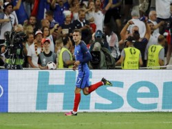 Griezmann Right Be Compared Zidane Platini Henry