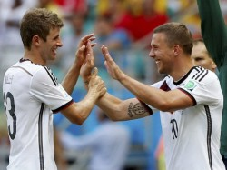 Euro 2016 Germany Thomas Muller Confident Against France