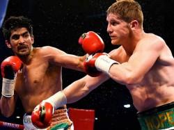 British Boxer Amir Khan Calls Vijender Singh A Kid