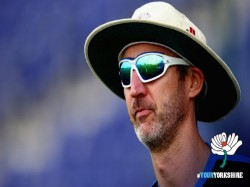 Coach Jason Gillespie Leave Yorkshire County Cricket Club