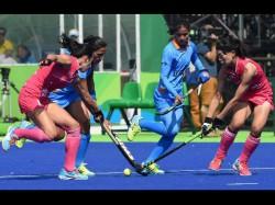 Rio 2016 Indian Eves Eke Fighting Draw Against Japan Hockey