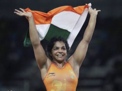 Manish Sisodia Announces Rs 1 Cr Sakshi Malik
