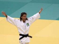 Rio Olympics 2016 Rafaela Silva Wins First Gold Brazil Judo