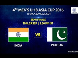 Preview India Face Pakistan U 18 Asia Cup Hockey Semis