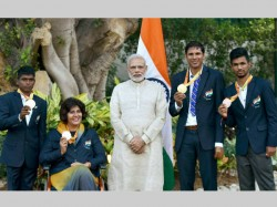 Rio 2016 Paralympic Medallists Be Recommended Padma Awards
