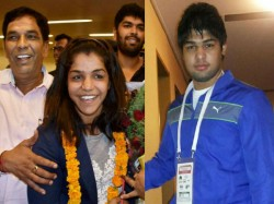 Sakshi Malik Get Married Rohtak Based Wrestler Satyawart Kadian