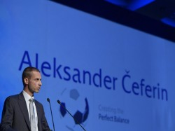 Uefa Announce Aleksander Ceferin As Their New President