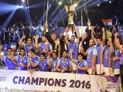 Indian Coach Dedicates Kabaddi World Cup Win Uri Martyrs