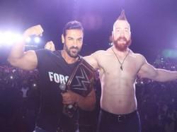 Wwe Sheamus Finds His Tag Team Partner Bollywood Star John Abraham