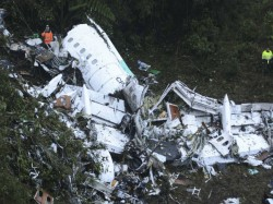 Chapecoense Plane Ran Out Of Fuel Officials