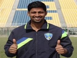 I League Mumbai Fc Rope Custodian Laxmikant Kattimani
