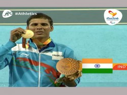 Paralympian Devendra Jhajharia Overwhelmed Have Found Fan Abhinav Bindra