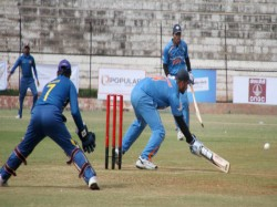 T20 World Cup Blind India Beat Sri Lanka 9 Wickets