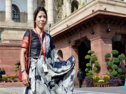 No Laughing Matter As Mary Kom Juggles Ring Parliament