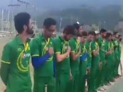 Kashmir Youths Singing Pakistani Anthem Detained